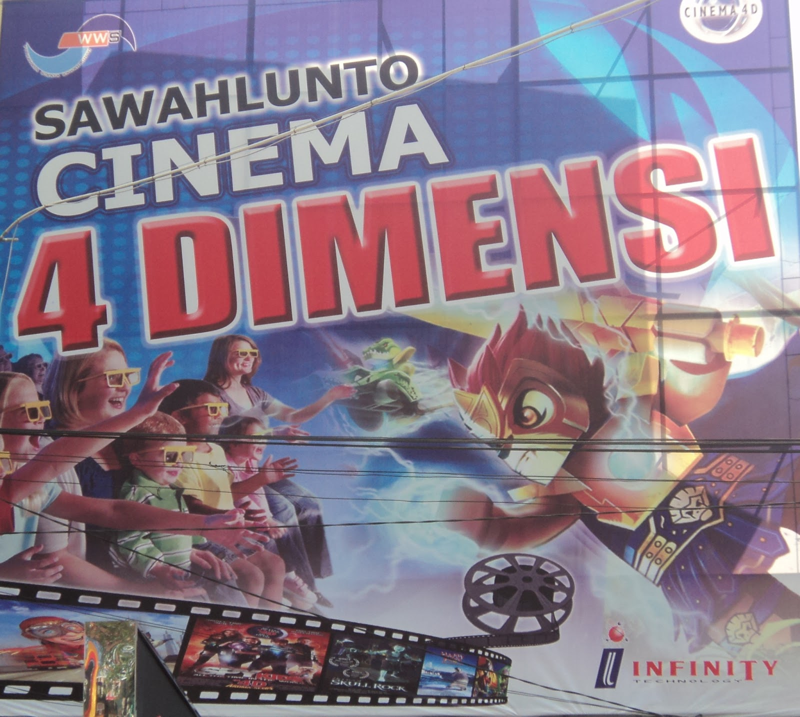 Sawahlunto Cinema  Dimensi
