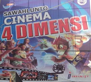 Sawahlunto Cinema 4 Dimensi