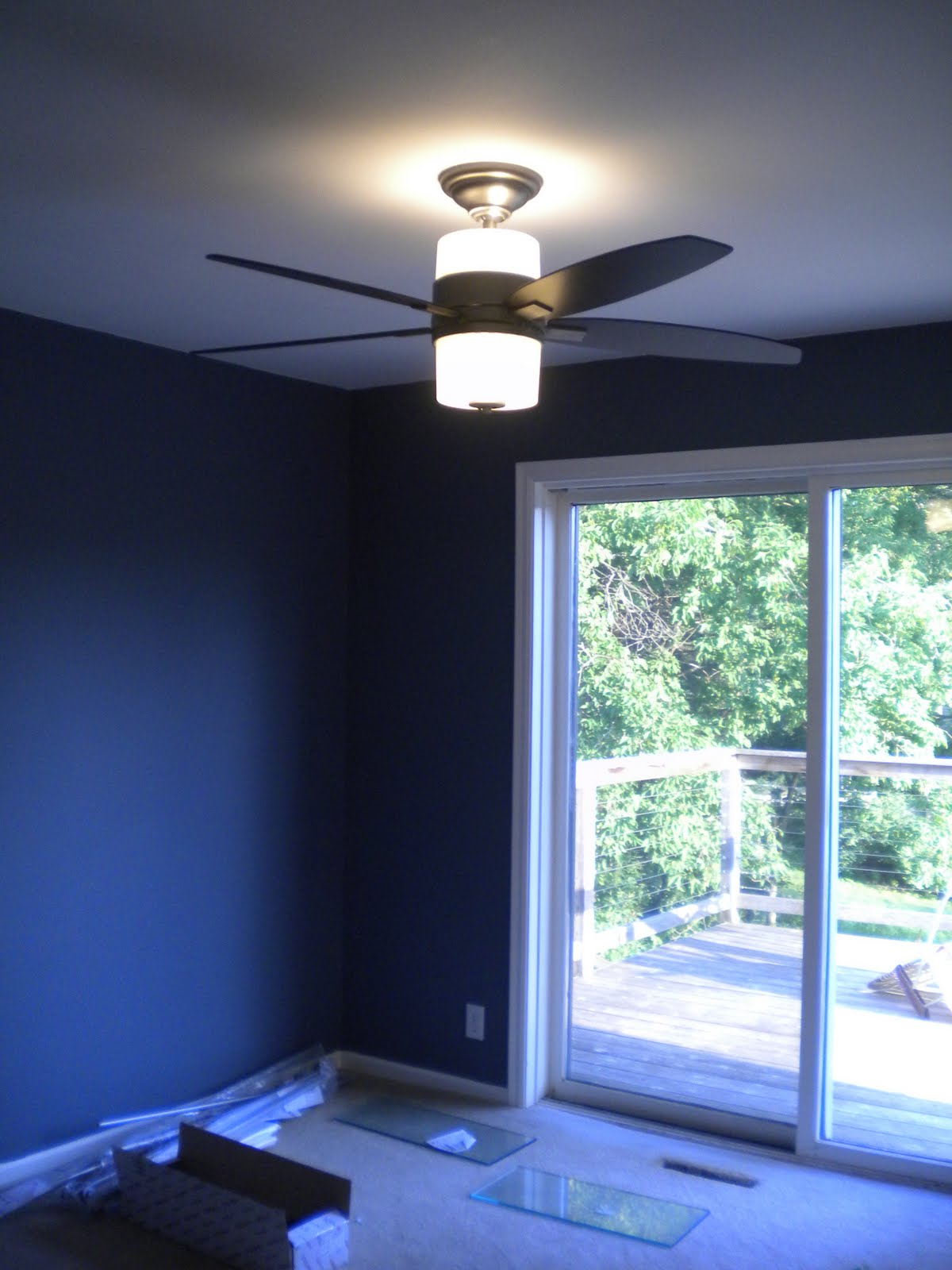 One project at a time diy blog 107 paint the master bedroom trim Step up master bedroom