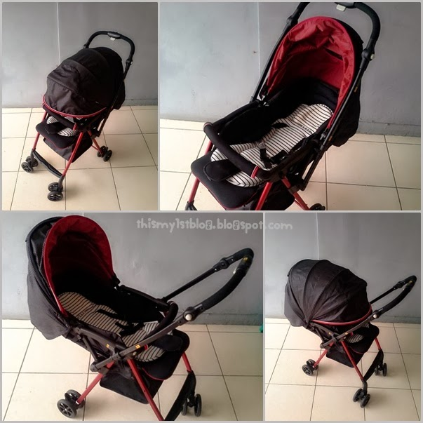 Stroller Cocolatte New Life Up