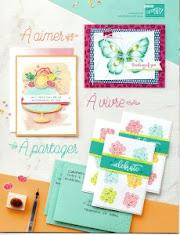 Catalogue Printemps / été 2018