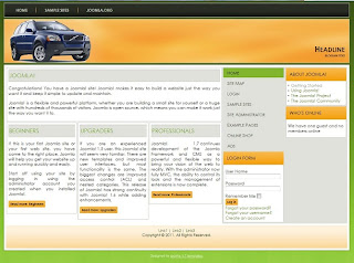 car dealer joomla 1.7 templates