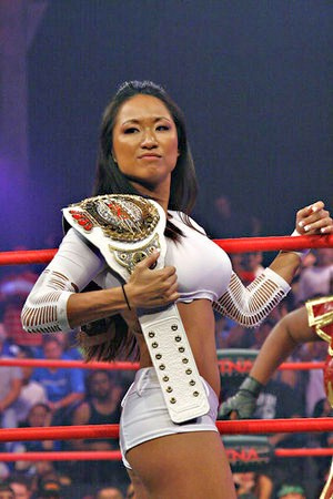 all about wrestling stars gail kim wwe picturesimages