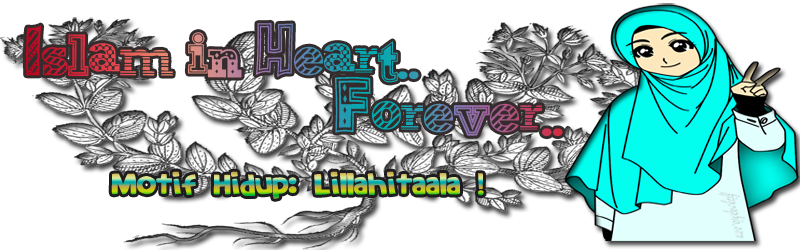 In our heart forever ♥ ISLAM ♥