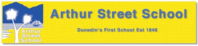 Arthur Street School Website