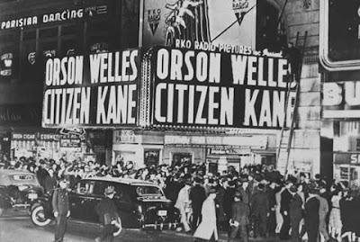 Estreno de Ciudadano Kane, 1941
