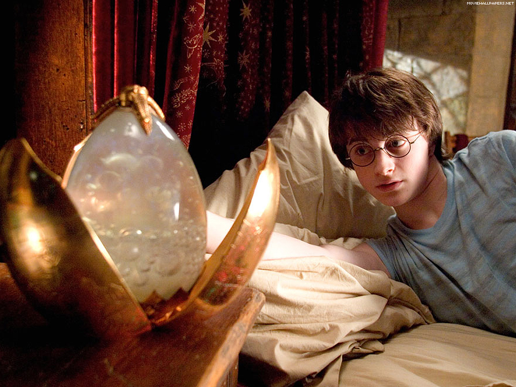 Movie picture harry potter and the goblet of fire 2005 for Espejo harry potter