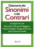 DIZIONARIO RCS LIBRI COMPLETO DEI SINONIMI E DEI CONTRARI ONLINE GRATUITO