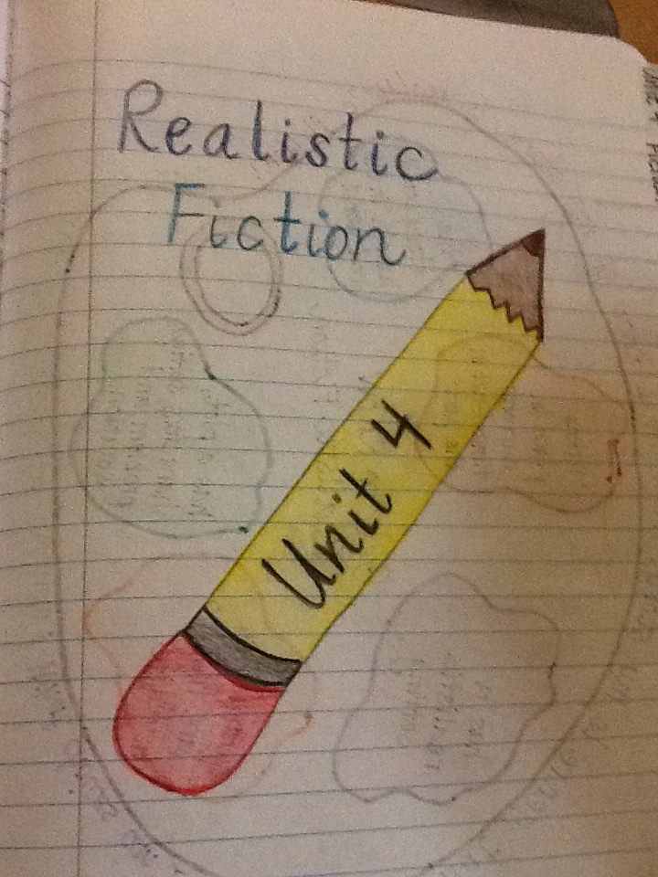 Cafe 1123: Realistic Fiction Writing Unit