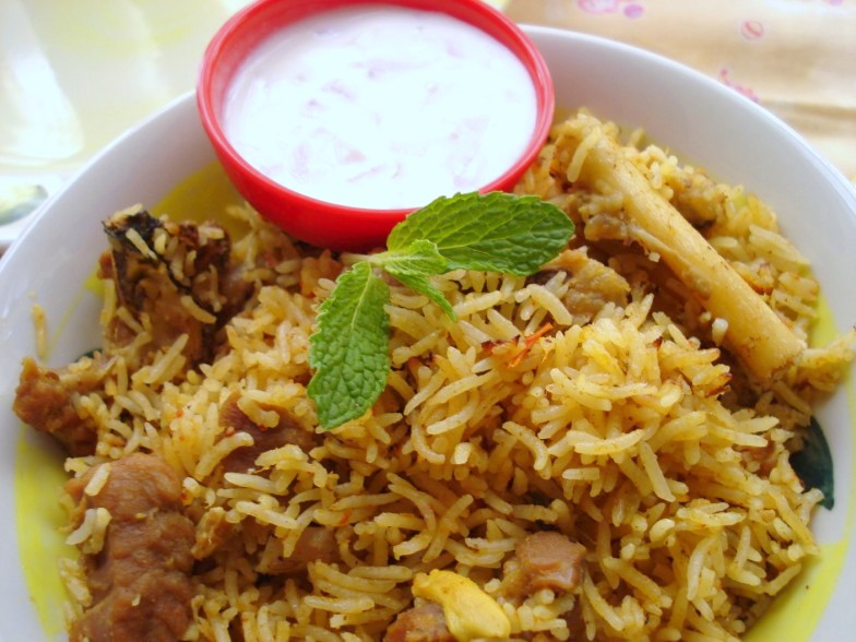 Mutton biryani andhra muslim style pictorial during the entire process we were chatting about everything food and what kids eat and dont eat she also shared couple of her other favorite dishes forumfinder Gallery
