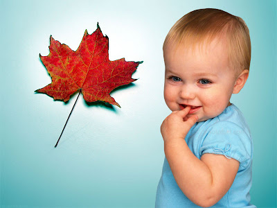 Latest Innocent Baby Wallpaper 2012