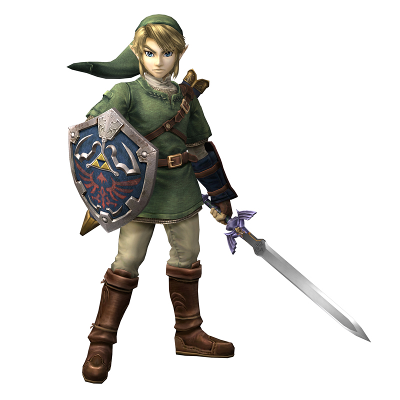 Link (The Legend Of Zelda) Megapost