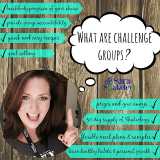 What are Beachbody Challenge Groups
