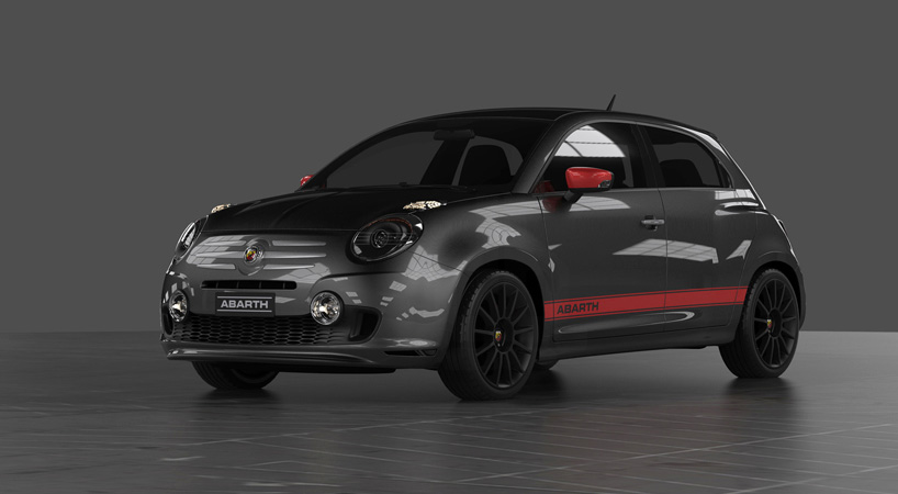New Fiat 600 Design Concept For A Punto Replacement