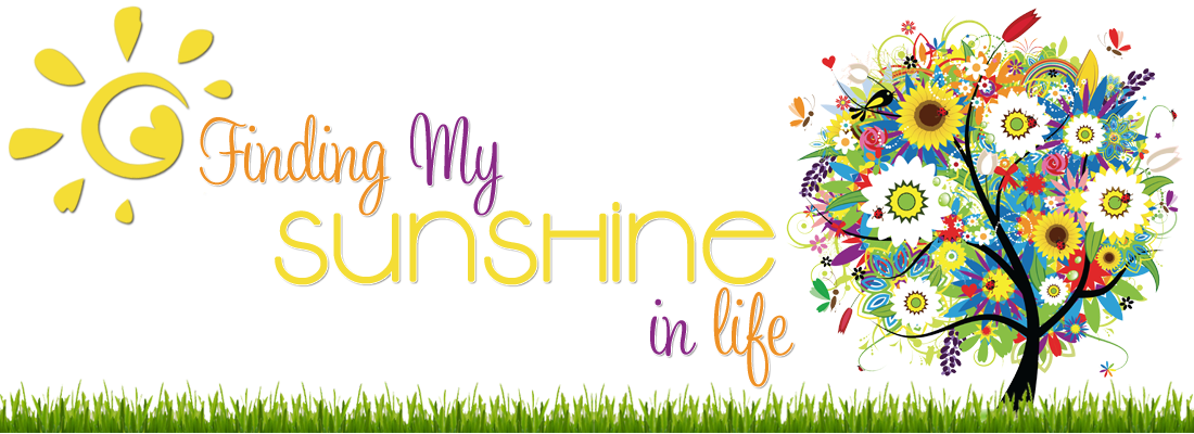Finding My Sunshine In Life