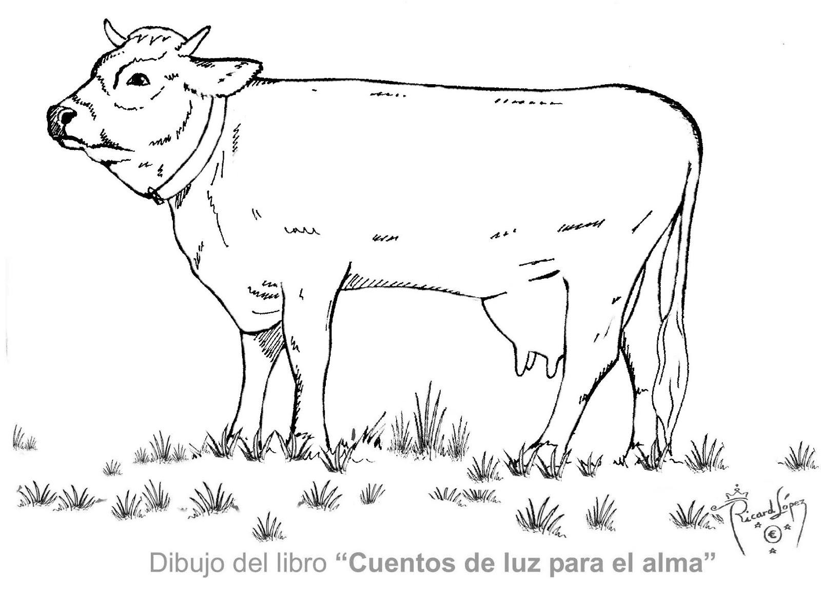 Dibujos muy originales para colorear de Ricard López: Dibujo de una ...