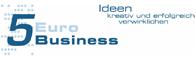 5 Euro Business Wettbewerb Logo