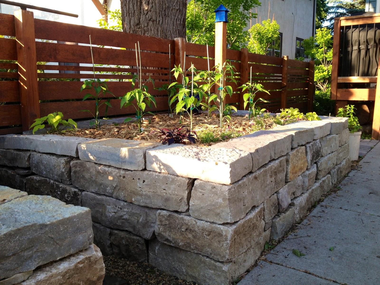 McBlog New Raised Garden Beds