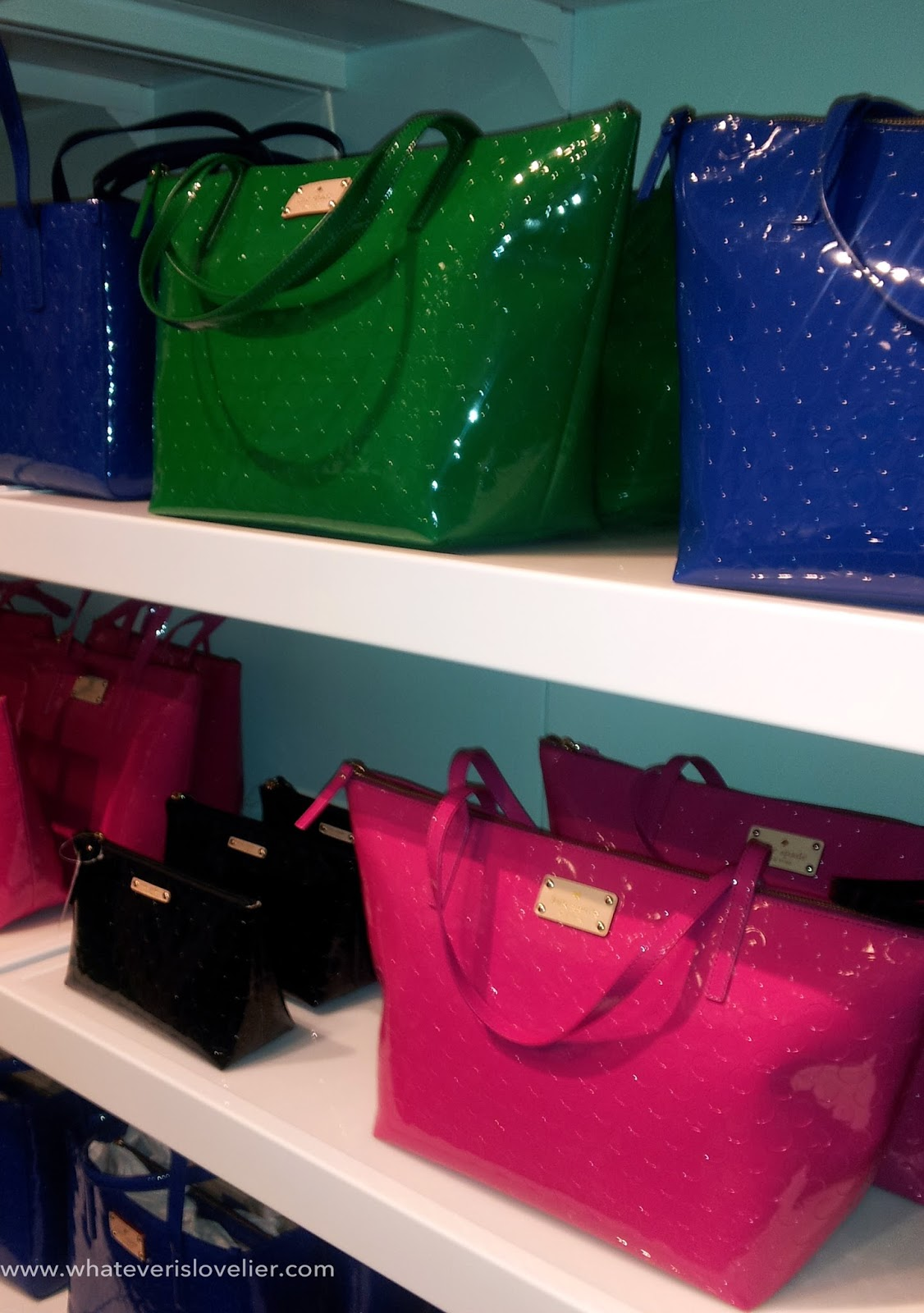 Living Colorfully:  New Kate Spade Outlet Store Open in Chandler, AZ