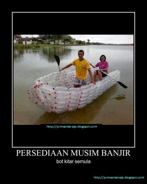 PERSEDIAAN MUSIM BANJIR