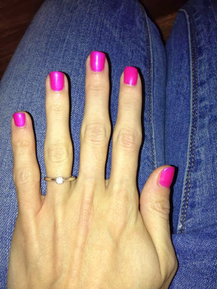 From Fallenangel to Yummy Mummy: Shellac- the cure for nail biters?
