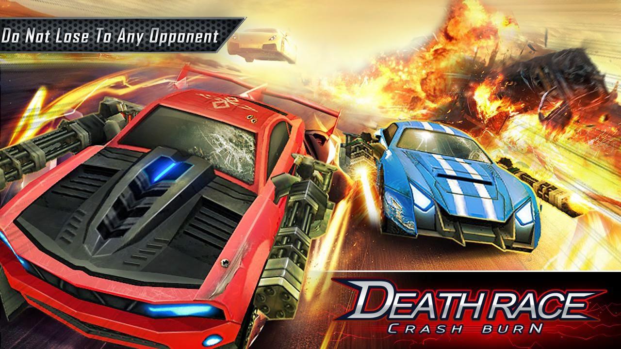 [Android] Death Race Crash Burn v1.2.4 APK