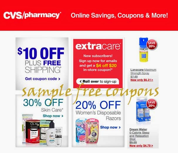 Pharmacy discount coupons