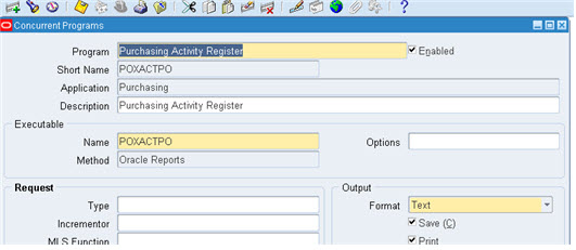 how to open rdf file oracle reports