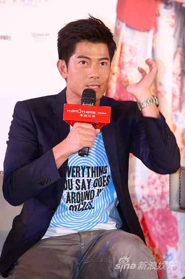 Aaron Kwok - Wallpaper Actress