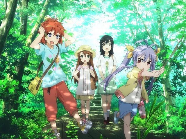 Non Non Biyori Repeat Anime
