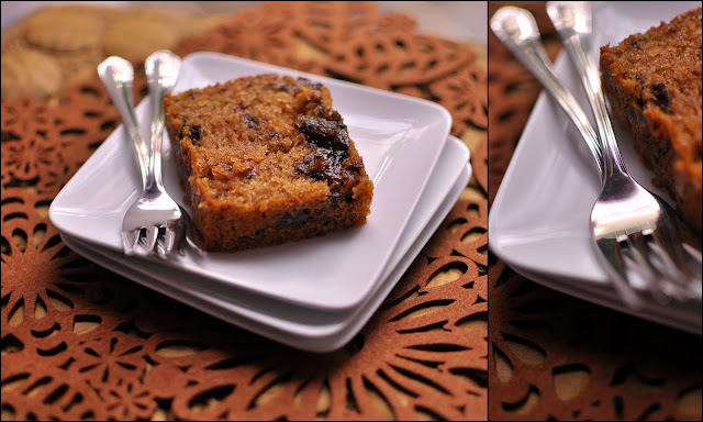 The Kitchen Guardian: Grandma Iny's Prune Cake!