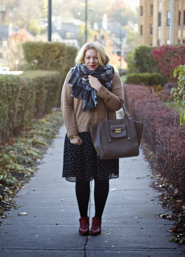 How to style neutrals during the winter