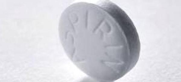 La aspirina combate la depresión