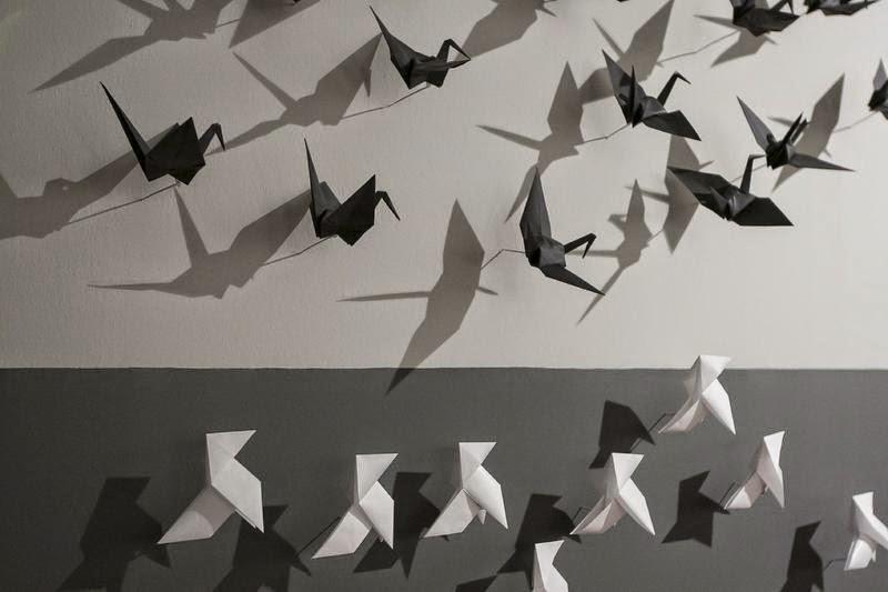 Figuras de papiroflexia