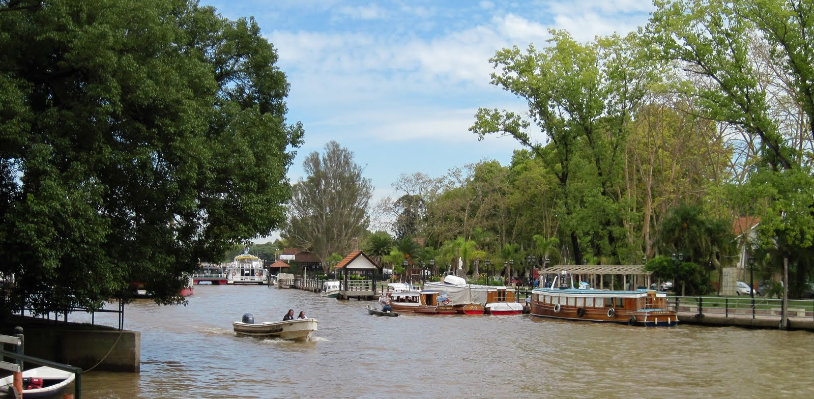 Tigre Argentina  city pictures gallery : CarpeSummer: El Tigre, Argentina