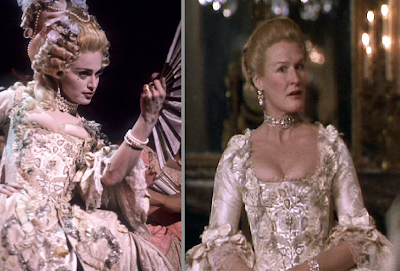 a comparison of dangerous liaisons and its movie interpretation Dangerous liaisons is a 1988 american historical drama film based on christopher hampton's play les liaisons dangereuses alive in a way that movies rarely are.