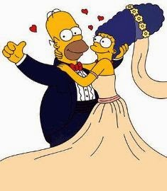 augurio matrimonio simpatico