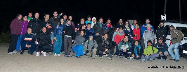 Fotografia del grupo