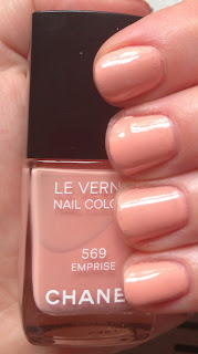 Chanel, Chanel nail polish, Chanel Le Vernis Nail Colour, Chanel Emprise, Chanel 2013 Spring Couture, Chanel 2013 Spring Couture nail polish, Chanel nail polish swatches, Chanel manicure, nail, nails, nail polish, polish, lacquer, nail lacquer, nail polish swatches, nail lacquer swatches, mani, manicure
