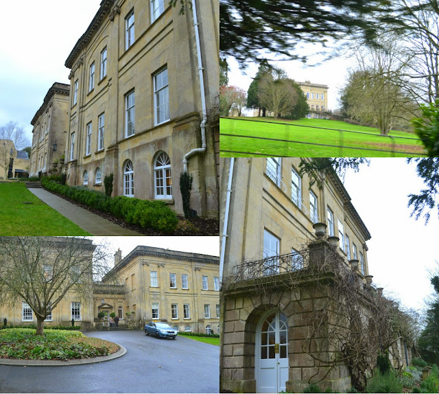 Bailbrook House Hotel - Bath - Somerset - Handpicked Hotels - Mini Break - Romantic Getaway - Weekend away - Main building exterior