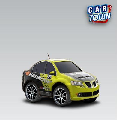 Pontiac G8 2009 Car Town