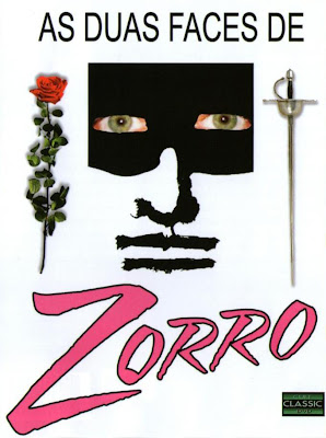As Duas Faces de Zorro - Dublado