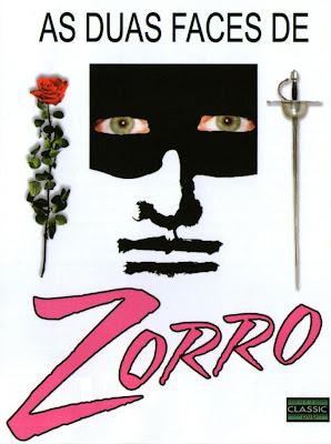 As Duas Faces de Zorro - Dublado