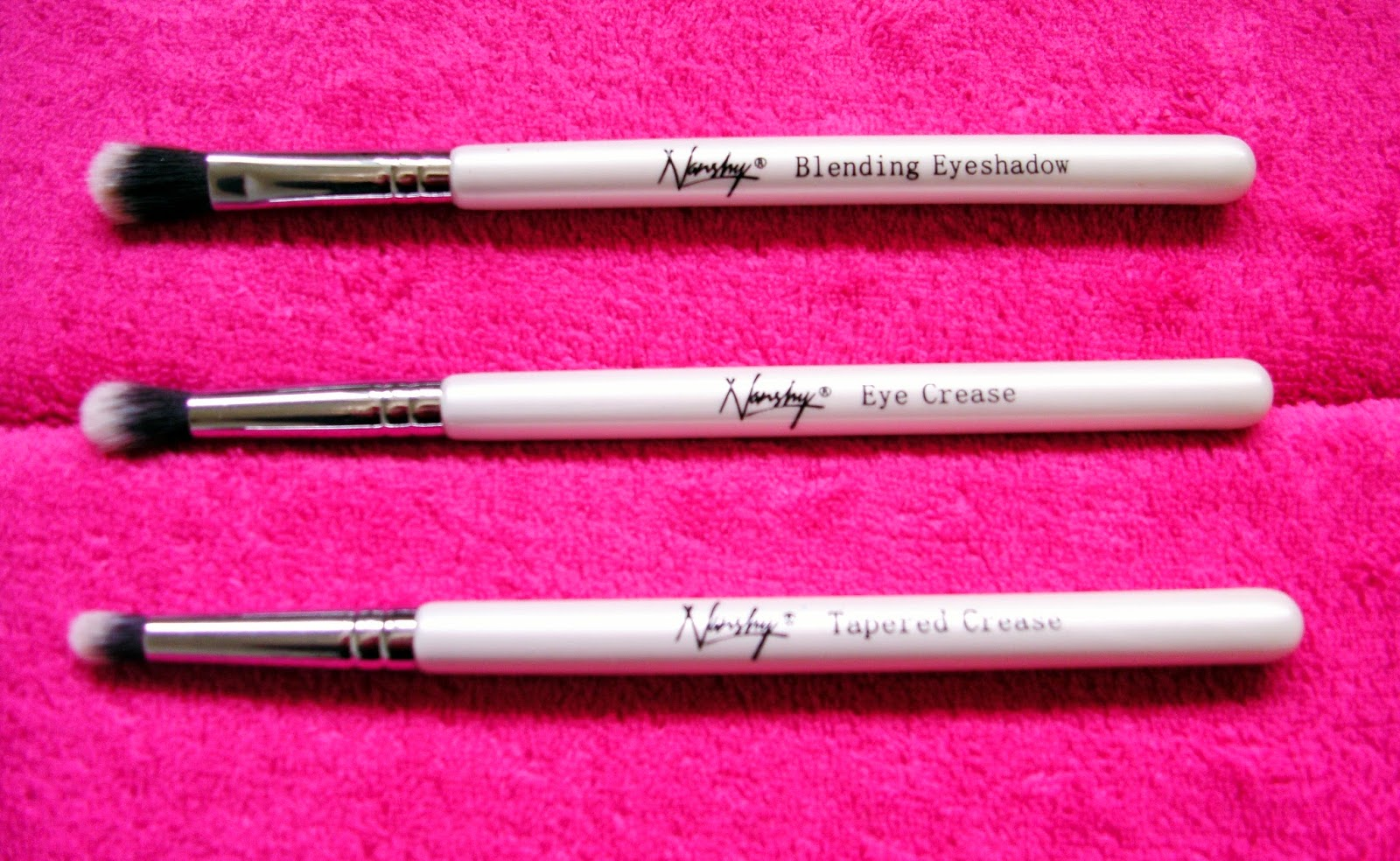 Nanshy Eye Makeup Brushes