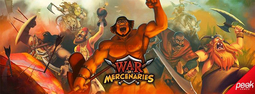 Facebook War of Mercenaries Kule Hilesi İndir