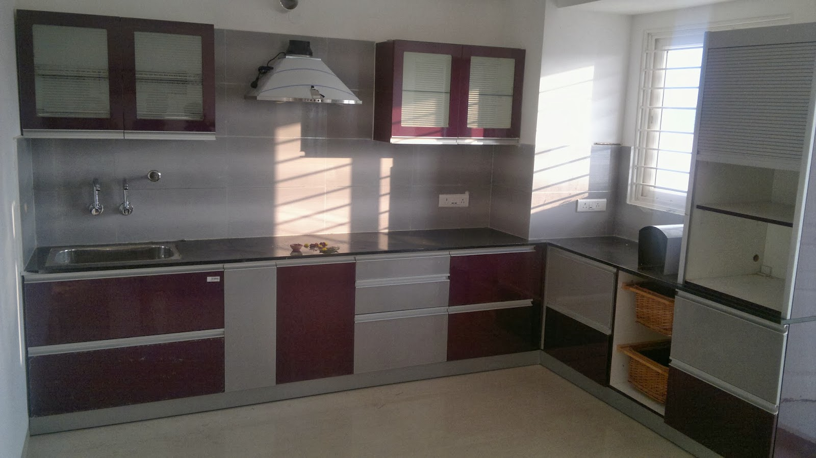 Modular Kitchen Store : Hyderabad : 8 Streaks