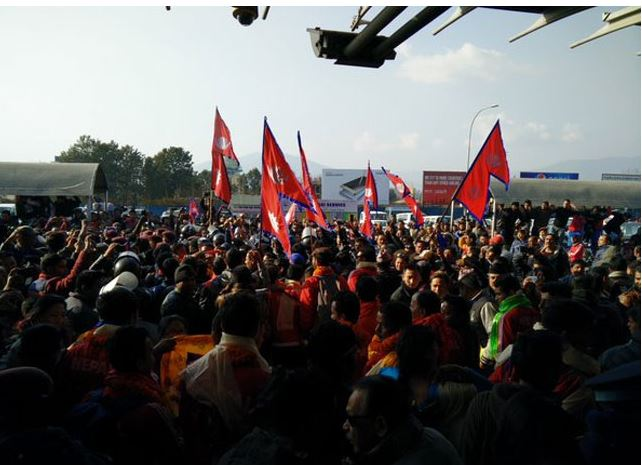 Image result for झन्डा बोकेर