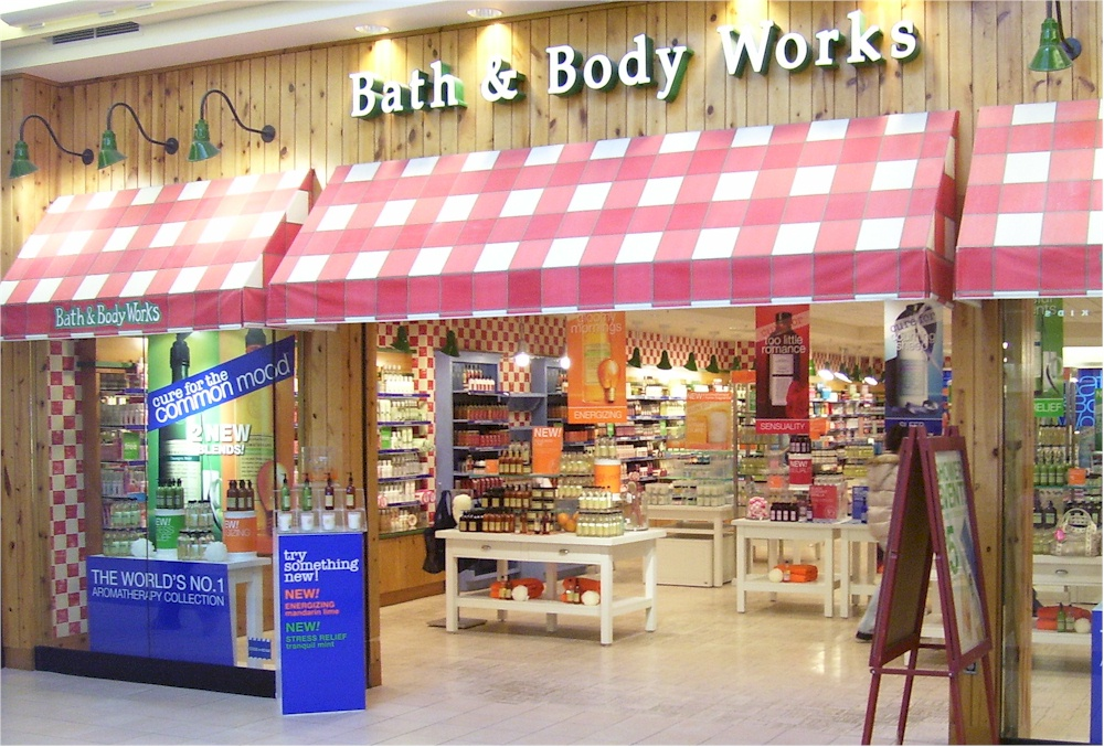 supercoisinhas bath body works