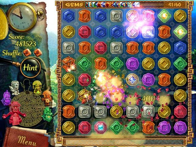 Game The Treasures of Montezuma