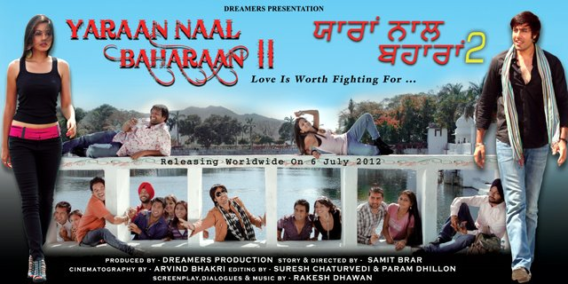 Download Film The Yaara Naal Baharan 3 Full Movie